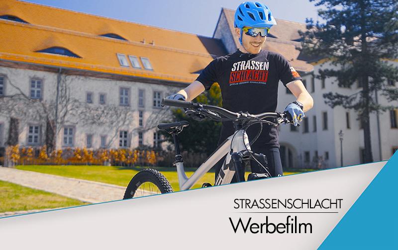 Fahrradrennen STRASSENSCHLACHT