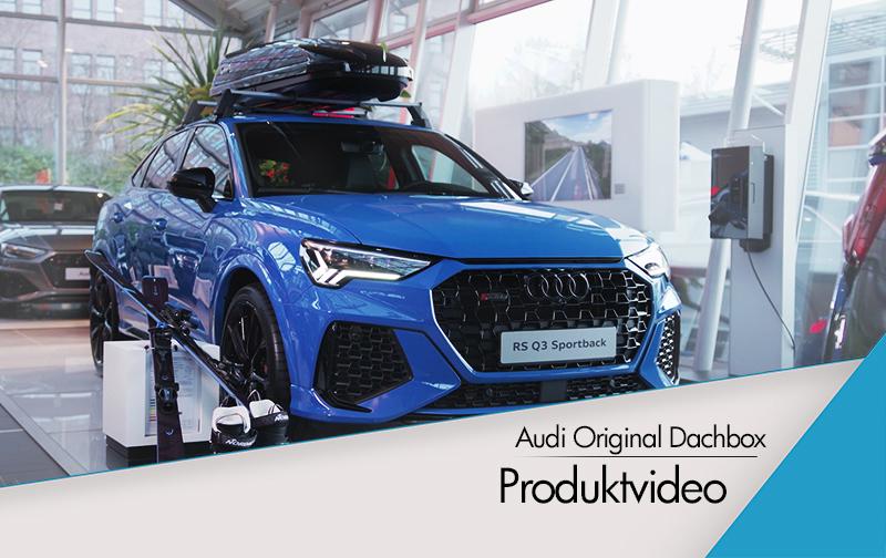 Audi Original Dachbox
