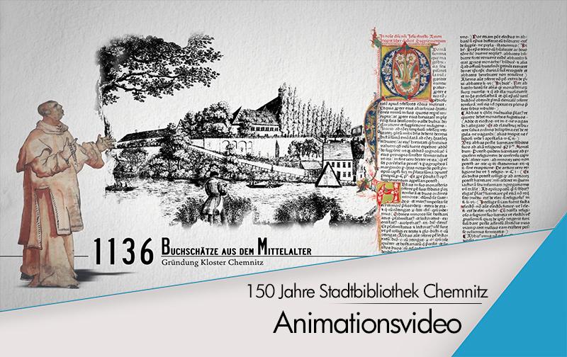 150 Jahre Stadtbibliothek Chemnitz