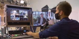 Filmprämiere diesmal online im Rahmen des Deutsch-Belarussischen Wirtschaftsforums