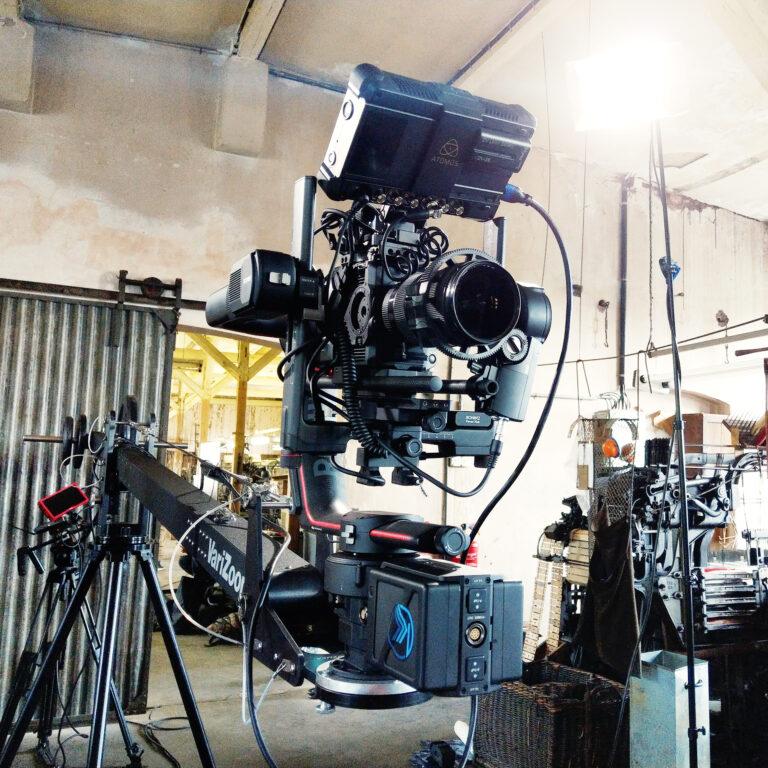 Videodreh Filmteam Sachsen Chemnitz Zwickau Crimmitschau Imagefilm Werbefilm Industriekultur 2020 Koschmiederfilm quadratisch