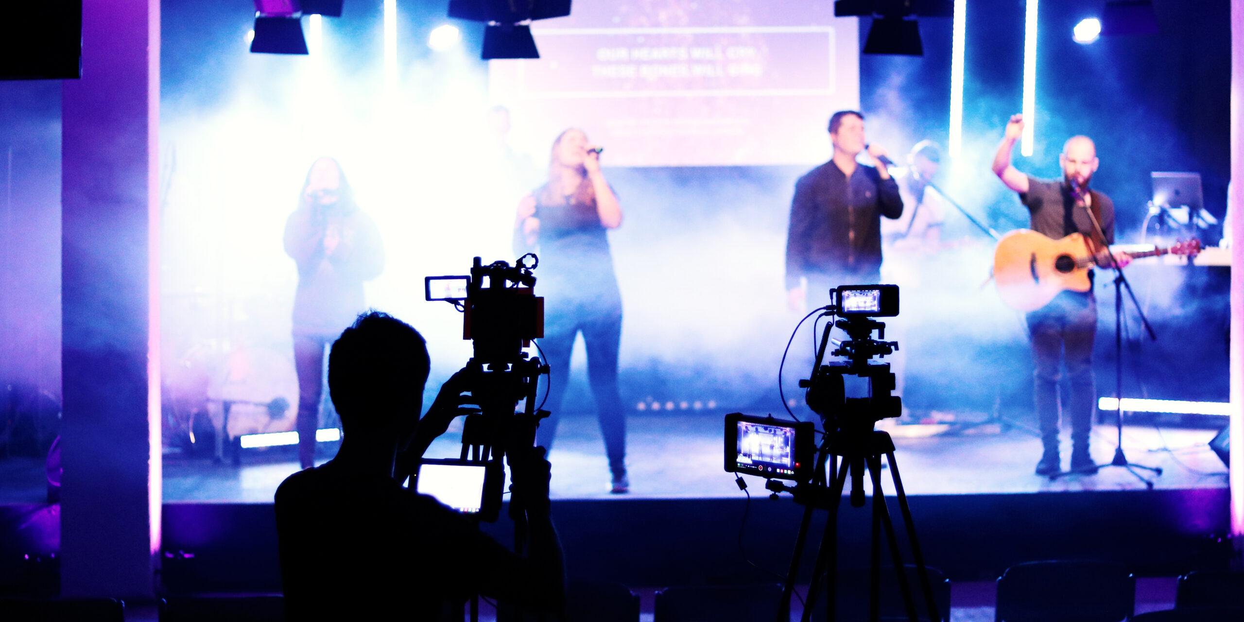 Eventvideo Filmdreh Filmteam Konzert Kurzfilm Teaser Chemnitz Dresden Leipzig Sachsen