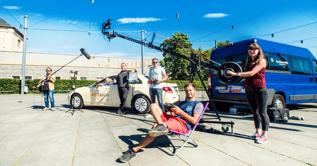 Koschmiederfilm-Imagefilm-Leih-Taxi