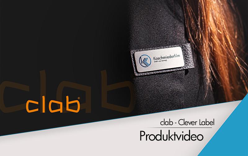 Produktvideo-clab-Clever-Label-Koschmiederfilm-Sachsen-Chemnitz