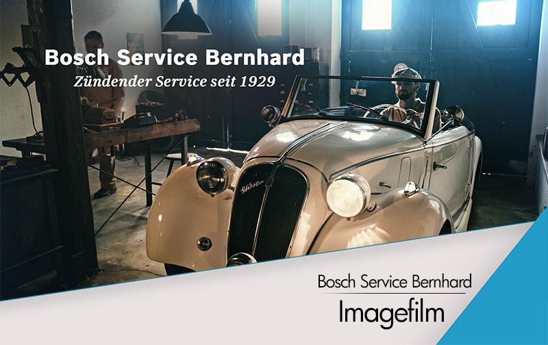Imagefilm Bosch Service Bernhard - Koschmiederfilm Limbach-Oberfrohna Videoproduktion Filmteam